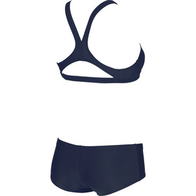 arena Altair Two-Pieces Swimsuit Dame navy-shiny pink